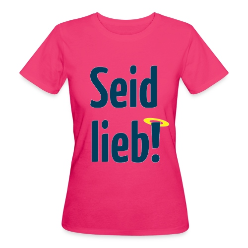 Frauen-Bio-T-Shirt (S–XL)