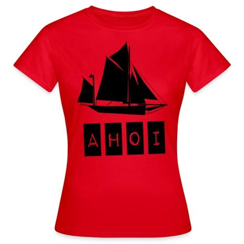 AHOI | Art.No. TSL D006 - Frauen T-Shirt