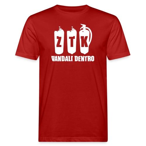 ZTK Spray-Extinguisher Orgnanic T-Shirt - Men's Organic T-shirt