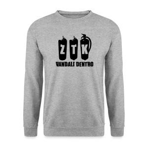 ZTK Spray-Extinguisher Classic Sweatshirt - Men's Sweatshirt