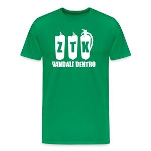 ZTK Spray-Extinguisher T-Shirt - Men's Premium T-Shirt