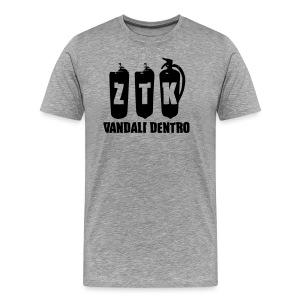 ZTK Spray-Extinguisher Extra size T-Shirt - Men's Premium T-Shirt