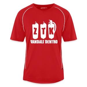 ZTKings Sports T-shirt - Men's Football Jersey