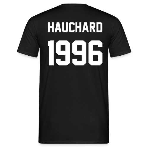 T-shit HAUCHARD 1996 (homme) - T-shirt Homme