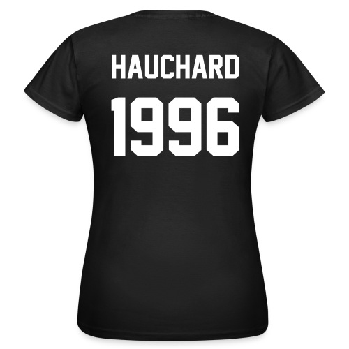 T-shit HAUCHARD 1996 (femme) - T-shirt Femme