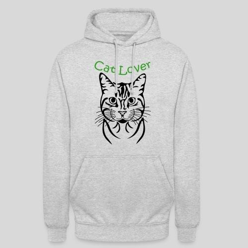 Katzenkopf/Cat Lover - Unisex Hoodie