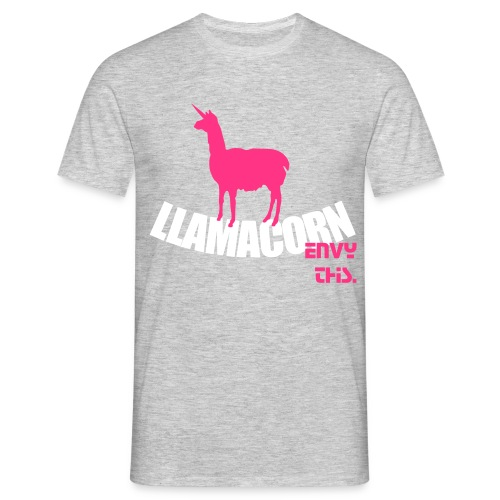 Envy This - Llamacorn Tee - Men's T-Shirt