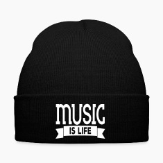 music is life Caps & Hats
