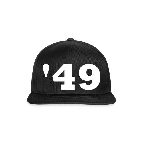 Escobar Cap - Snapback Cap