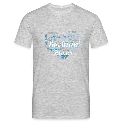 Bochum Heimat - Männer T-Shirt