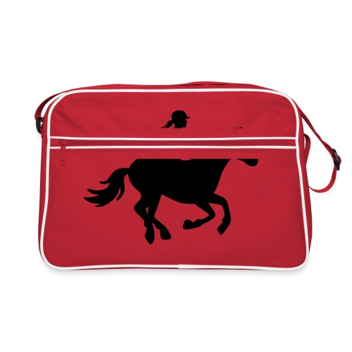 pferdetasche - Retro Tasche
