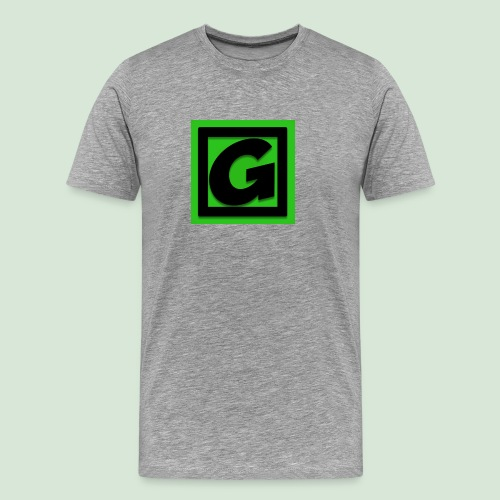 Original G-Team Mens T-shirt - Men's Premium T-Shirt