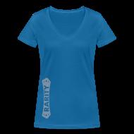 T-Shirts ~ Frauen T-Shirt mit V-Ausschnitt ~ rarity