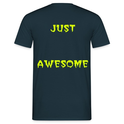 Just Awesome - Männer T-Shirt