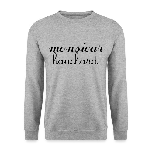 Sweat-shirt Monsieur Hauchard - Sweat-shirt Homme