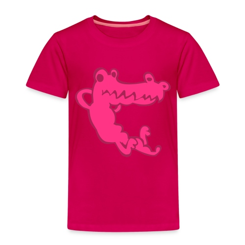 kroko franka - Kinder Premium T-Shirt