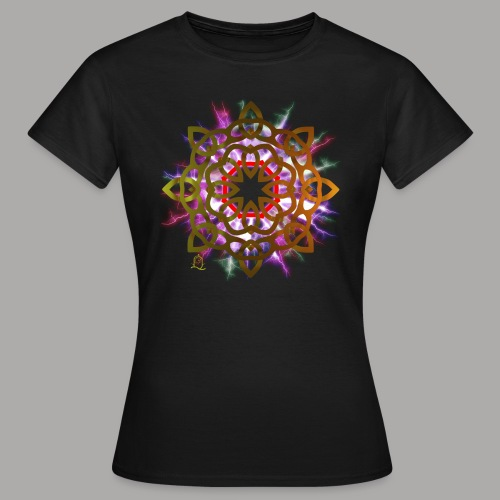 Keltic Brennus (effect) - Vrouwen T-shirt