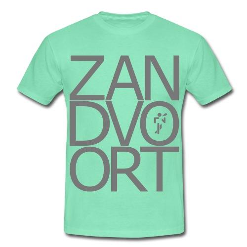 Zandvoort T-Shirt 5 - Männer T-Shirt