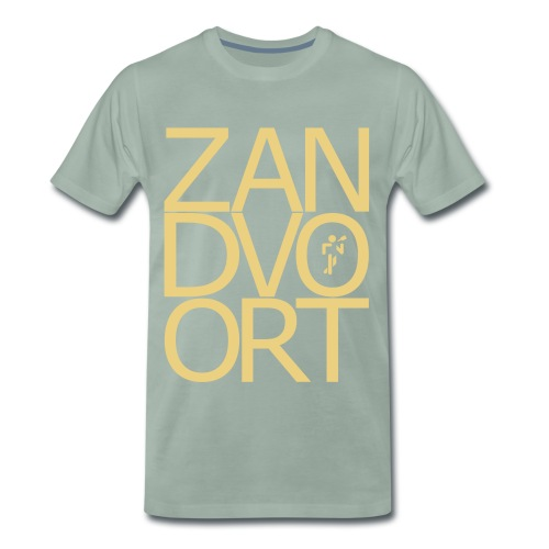 Zandvoort T-Shirt 4 - Männer Premium T-Shirt