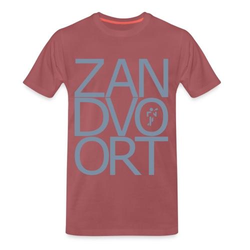 Zandvoort T-Shirt 2 - Männer Premium T-Shirt