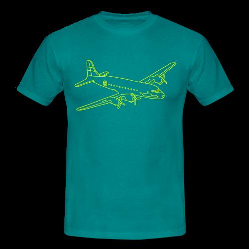 Flugzeug - Männer T-Shirt