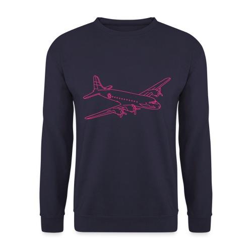 Flugzeug - Männer Pullover