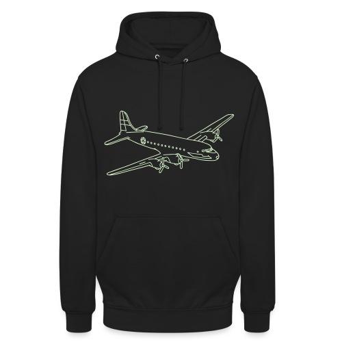 Flugzeug - Unisex Hoodie