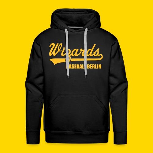 Wizards Hoody Männer - Männer Premium Hoodie
