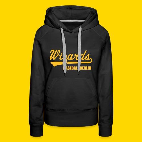 Wizards Hoody Frauen - Frauen Premium Hoodie