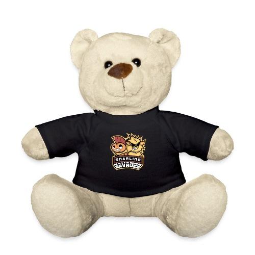 Snarling Savages Teddy Bear - Teddy Bear