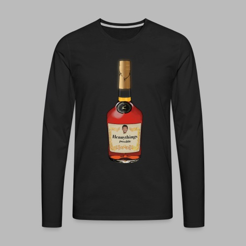 hennything - Men's Premium Longsleeve Shirt