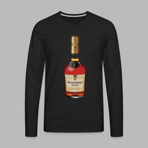 hennything - Men's Premium Longsleeve Shirt