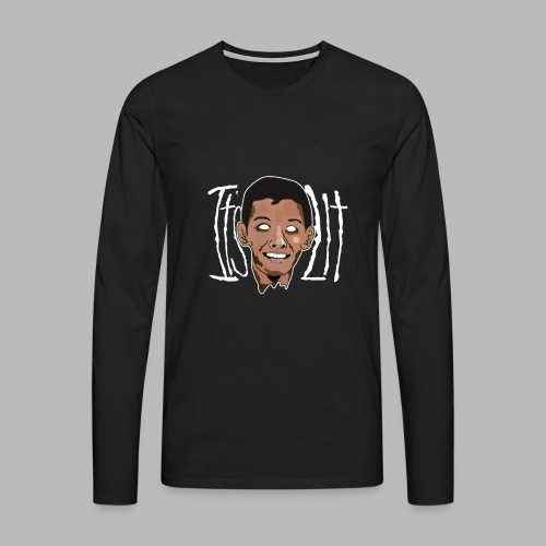 its lit - Men's Premium Longsleeve Shirt