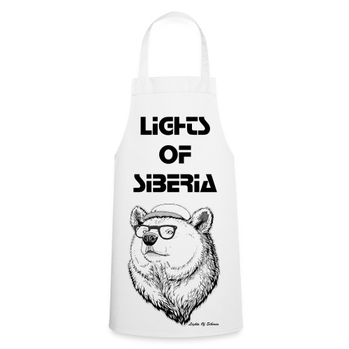 Lights Of Siberia - Cooking Apron