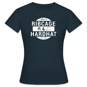 Rib Cage & Hard Hat (Women's) - Women's T-Shirt