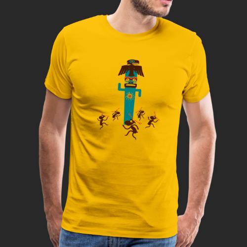 Danse de l'été  - T-shirt Premium Homme