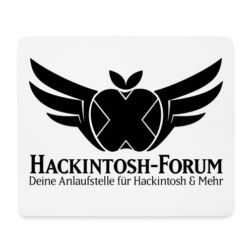 Mousepad quer - Hackintosh-Forum - Mousepad (Querformat)