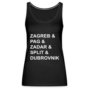 Zagreb & Pag Zadar Split Dubrovnik