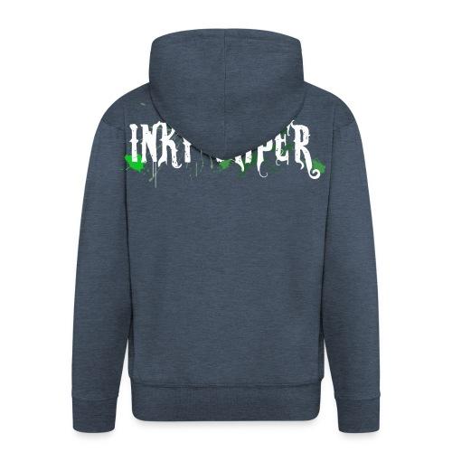 Inky Vaper Hoodie - Men's Premium Hooded Jacket