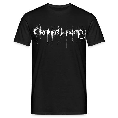 T-Shirt Cranes Legacy schwarz - Männer T-Shirt