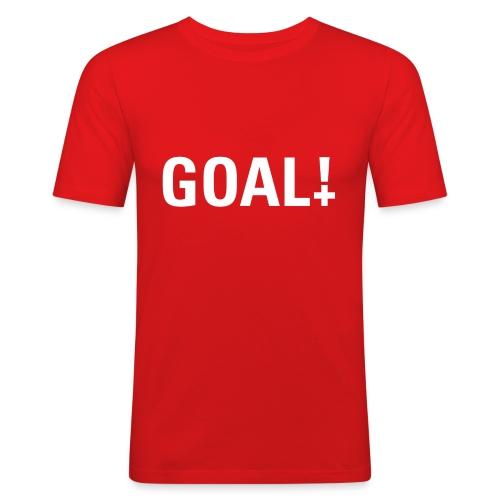 Goal! - T-shirt près du corps Homme