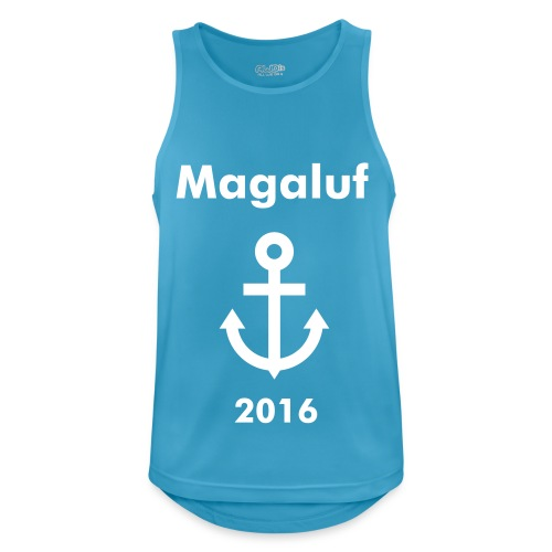 Magga - 2016 vest - Men's Breathable Tank Top