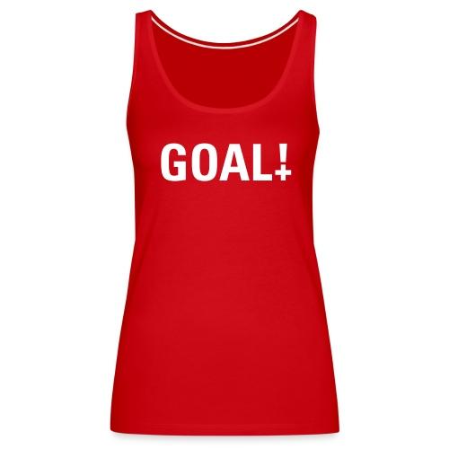 Goal! - Débardeur Premium Femme