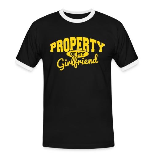 PROPERTY - Men's Ringer Shirt