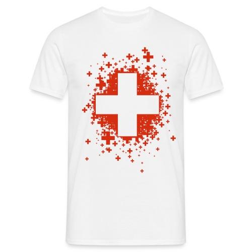 Swiss Stars - T-shirt Homme