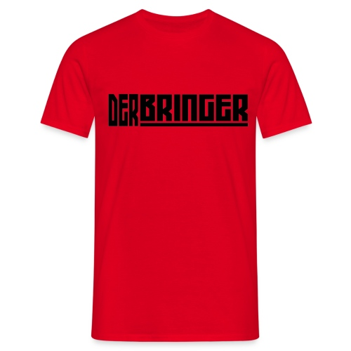 Der Bringer Fan Shirt Black 3 - Männer T-Shirt