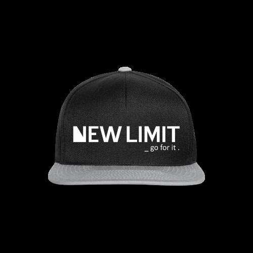 NEW LIMIT CAP - Snapback Cap