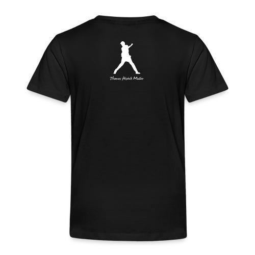 Thomas Hissink Muller White Logo Exclusive - Kids - Kinderen Premium T-shirt