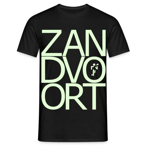 T-Shirt standard - leuchtet im Dunkeln - Männer T-Shirt
