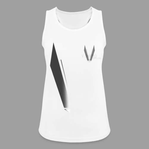 Womens Faded Logo Tank Top - Women's Breathable Tank Top